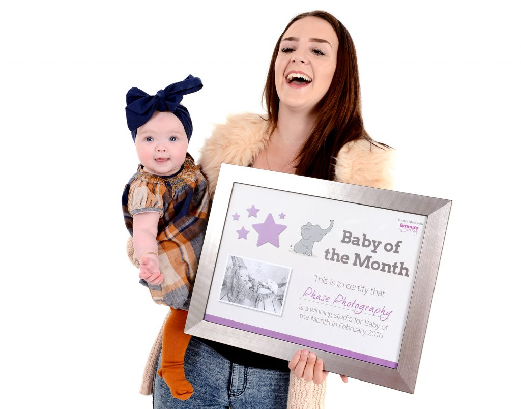 , Baby of the Month Competition