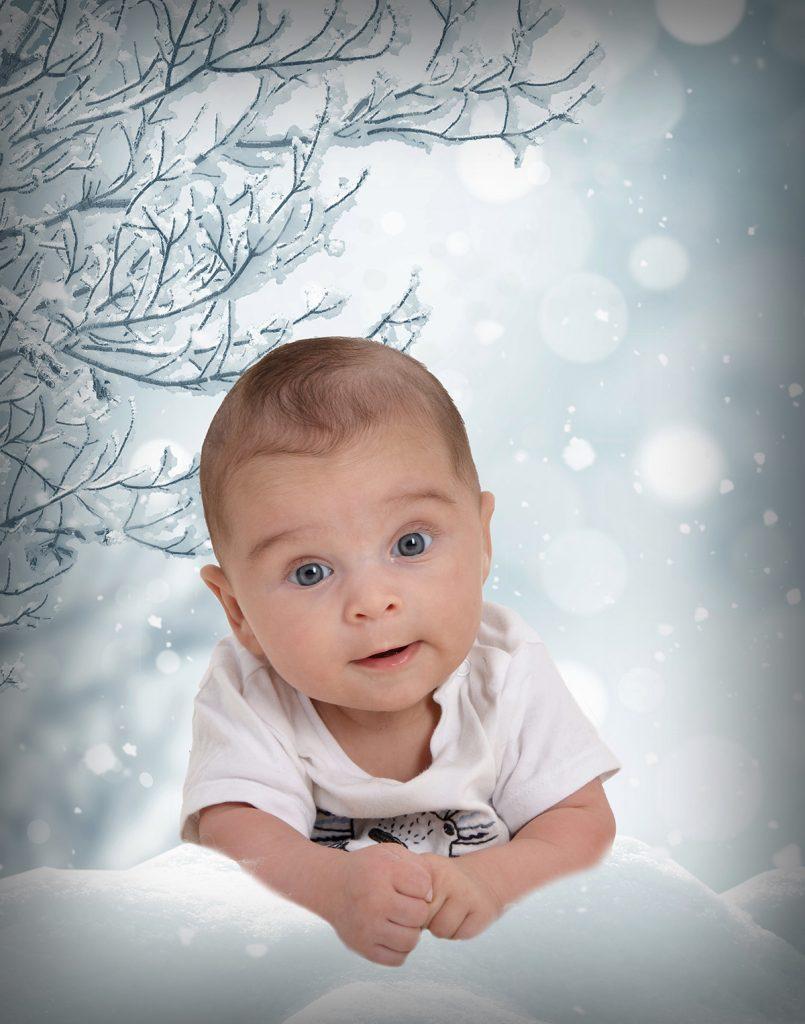 Christmas Mini Photo Shoots - digital backdrops, Christmas